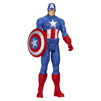License Marvel Avengers Titan Hero Series Captain America action figure