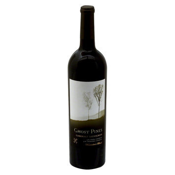 Ghost Pines Winery Ghost Pines Cabernet Sauvignon Wine 750 ml