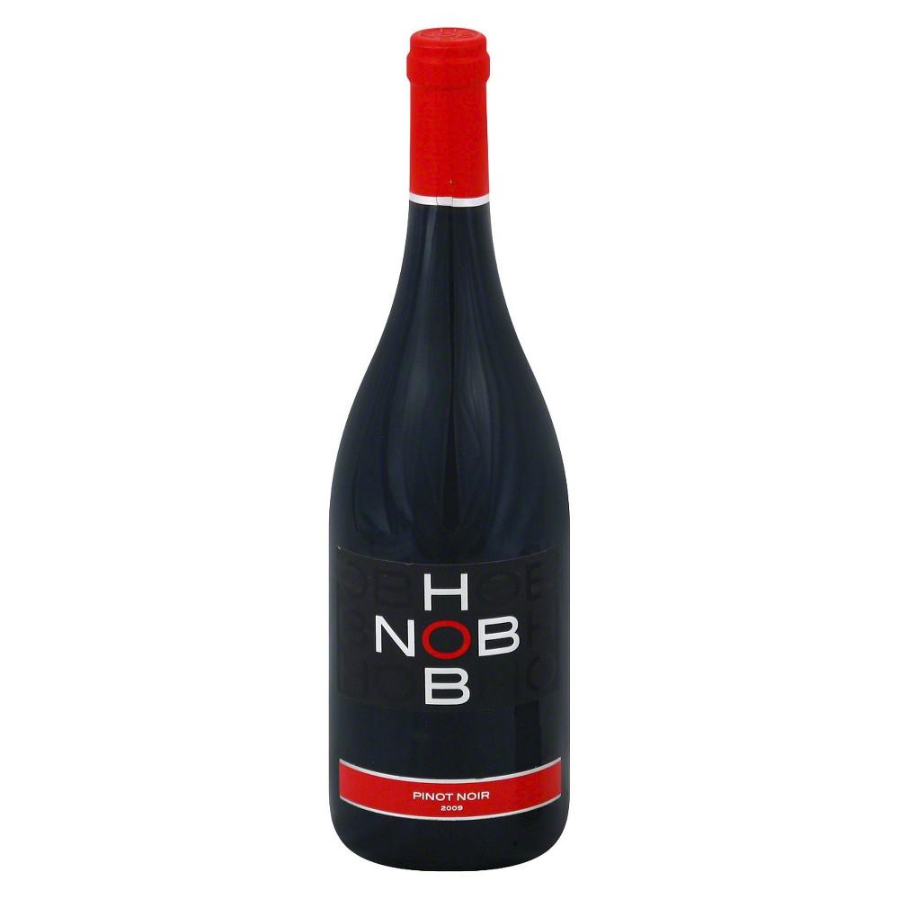 Wj Deutsch HobNob 2009 Pinot Noir Wine 750 ml