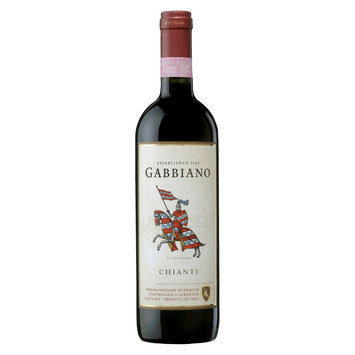 Treasury Wine Estates Gabbiano Chianti Red Wine 750 ml