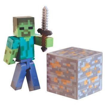 Jazwares, Inc Minecraft Overworld Series 1: Zombie Action Figure