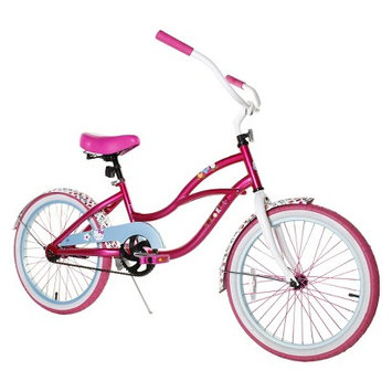 Magna Girl's Hello Kitty Cruiser Bike - Pink (20