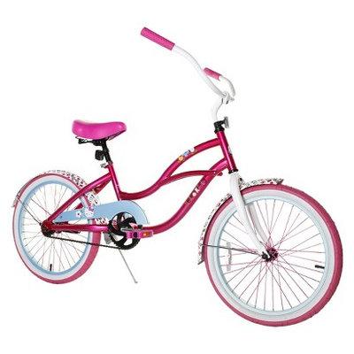 Magna Girl's Hello Kitty Cruiser Bike - Pink (20