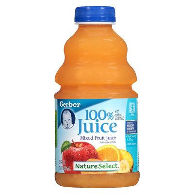 Gerber 100% Juice - Mixed Fruit 32 oz