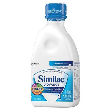 Similac Advance Ready-to-Feed 1qt