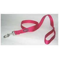 Hamilton Pet Products Nylon Lead with Swivel Snap in Pink