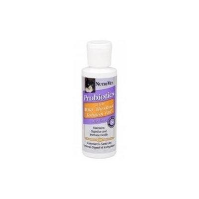 Nutri-vet Nutri Vet 99849-6 Probiotics With Wild Alaskan Salmon Oil For Cats - 4 Oz