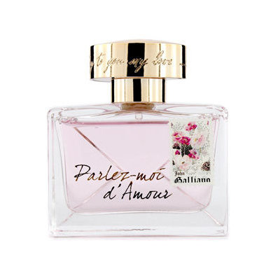 John Galliano Parlez-Moi d'Amour Eau De Toilette Spray 30ml