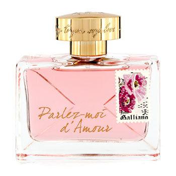John Galliano Parlez-Moi D' Amour Eau De Parfum Spray 50ml/1.7oz