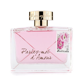 John Galliano Parlez-Moi D' Amour Eau De Parfum Spray 80ml/2.6oz