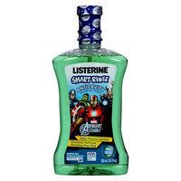 Listerine Smart Rinse Mint Shield Anticavity Fluoride Rinse