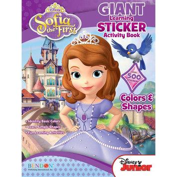 License Girls Sticker Book