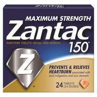 Zantac 150 Maximum Strength Acid Reducer - 24 Count