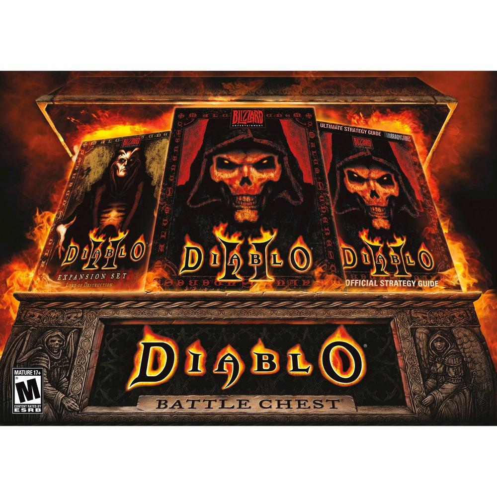 Activision Diablo 2 Battlechest PC Bundle
