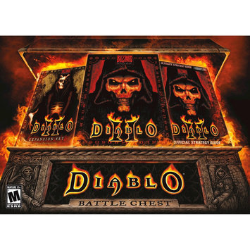 Activision Diablo 2 Battlechest PC Bundle