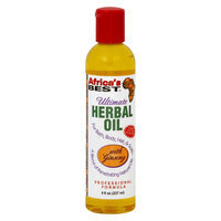 Africa's Best AFRICAS BEST 8Floz Ultim Herbal Oil