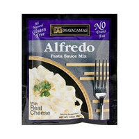 Mayacamas, Mix Gf Pasta Sce Alfredo, 1 OZ (Pack of 12)