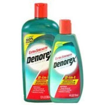 Denorex 2 - In - 1 Dandruff Shampoo & Conditioner for Extra Strength Dandruff Protection - 4 Oz