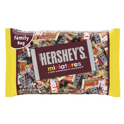 Hershey's Miniatures Candy Bars