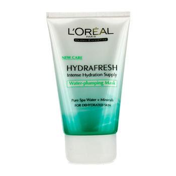 L'Oréal Paris Hydrafresh Water-Plumpling Mask For Dehydrated Skin