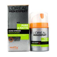 L'Oréal Paris Men Expert Pure and Matte Acno Striker Moisturiser