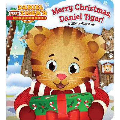 Merry Christmas, Daniel Tiger!: A Lift-the-Flap Book