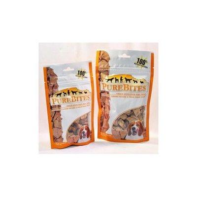 Pure Treats Inc PureBites Freeze Dried Duck Dog Treats / 1.23 oz. Bag