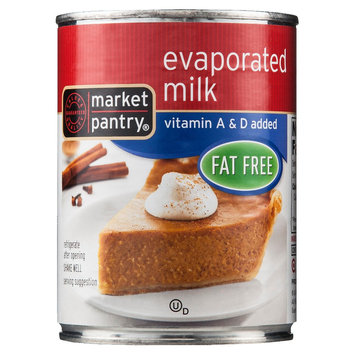 Market Pantry Fat Free Evaporated Milk 12 oz