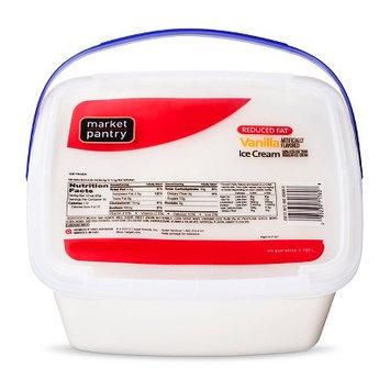 Market Pantry Vanilla Ice Cream 144 oz