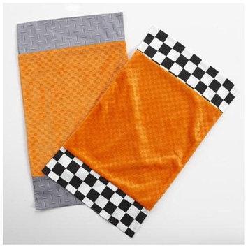 One Grace Place Teyo's Tires Burp Cloth, Burp Cloths