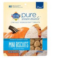 Nature's RecipeA Pure Essentials Mini Biscuit Dog Treat
