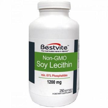 Bestvite Lecithin Super Strength (19 Grain) 1200mg