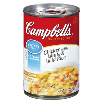 Campbell's® Chicken Condensed Soup with White & Wild Rice