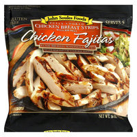 John Soules Foods Fully Cooked Chicken Fajitas 16 oz