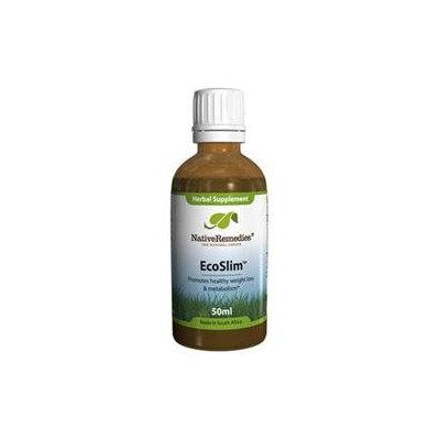 Native Remedies UNE001 EcoSlim for Balanced Metabolism - 50ml