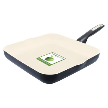 Green Pan 10 in Rio Square Griddle