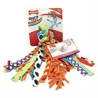 Nylabone Corp bones Nylabone Corp - bones - Dura Toy Happy Moppy- Multi Colored Large - NDP305P
