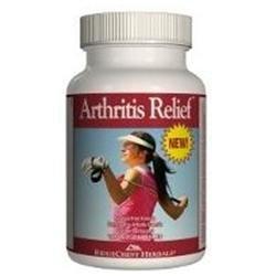 Ridgecrest Herbals Arthritis Relief, Vegetarian Capsules, 120 ea