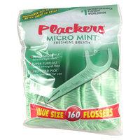 Ranir Corporation Plackers 160 ea Mint Flosser