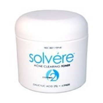 Topix Solvere Acne Clearing Toner Pads 60 count