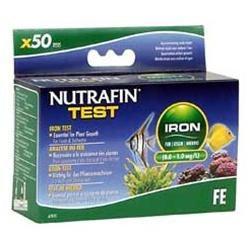 Hagen test kit iron freshwater sw