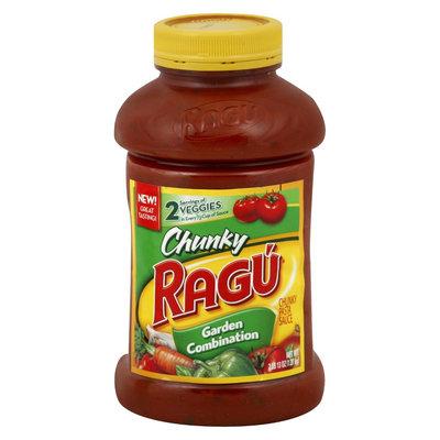Chunky Ragu Garden Combination Pasta Sauce 45 oz