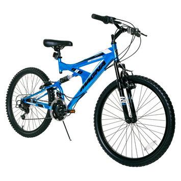 Boy's Magna Outreach Bike - Blue (24