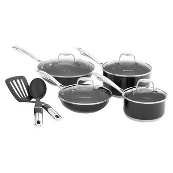 KitchenAid 10 Pc. Stainless Steel Culinary Set