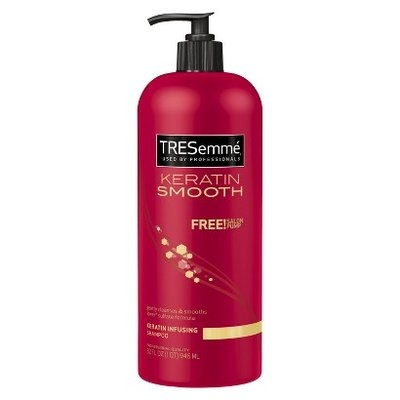 TRESemmé Keratin Smooth Salon Pump Shampoo