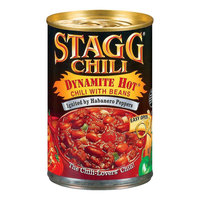 Hormel Stagg Chili Dynamite Hot Chili with Beans 15 oz