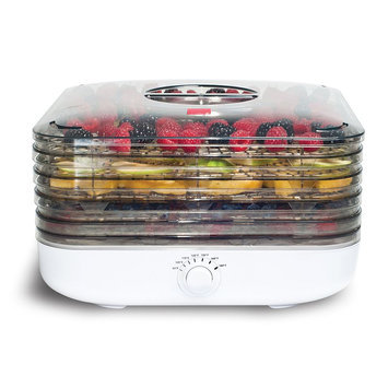 Ronco EZ Food Dehydrator, White
