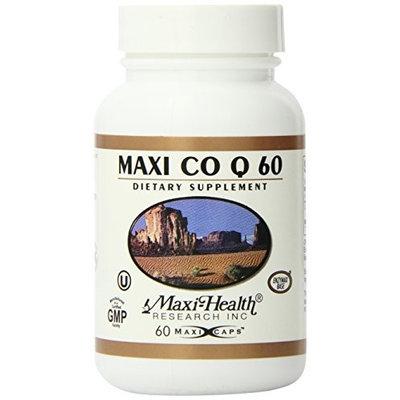 Maxi Health Maxi CO Q 60 Mg Coenzyme Q-10 - 60 MaxiCaps