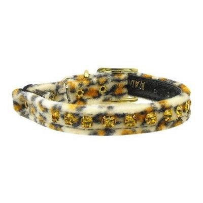 Mirage Animal Print Cat Safety Collar Jaguar 10