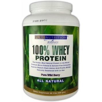 Pure Nutrition WPC Chocolate Bioplex Nutrition 2 lb Powder